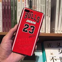 乔丹23号手机壳篮球苹果6S詹姆斯浮雕软壳