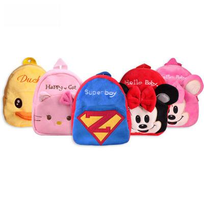 女宝宝儿童双肩包幼儿园书包1-3-6岁女可爱小孩婴儿书包