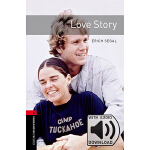 Oxford Bookworms Library: Level 3: Love Story MP3 Pack