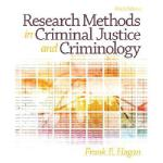 【预订】Research Methods in Criminal Justice and Criminology