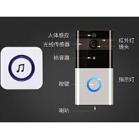 可视门铃无线WIFI网络监控家用远距离手机远程对讲门铃