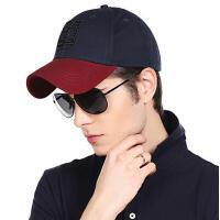 鸭舌帽时尚刺绣棒球帽帽子男士遮阳帽防晒帽韩版太阳帽女