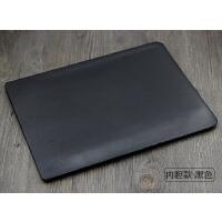 超薄Macbook Air 13.3寸保护套 直插皮套 内胆包苹果笔记本电脑包 内胆款 黑色1件 13.3英寸