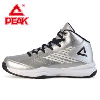 匹克冬季新款室内外篮球鞋耐磨减震运动鞋中帮防滑训练战靴男鞋DA640151