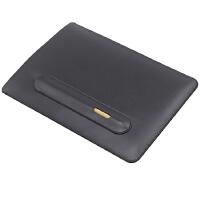 超轻薄全面屏平板 iPad Pro 12.9寸保护套皮套内胆包装触控笔键盘 单机版 黑色