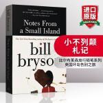 小不列颠札记 英文原版 Notes from a Small Island 来自一个小岛的启示英文版 布莱森旅行随笔系