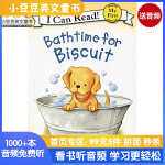 Bathtime for Biscuit 小饼干洗澡 I Can Read [4-8岁]