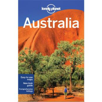 Lonely Planet Australia 孤独星球国家旅行指南:澳大利亚