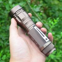 L2军强光手电筒26650可充电T6远射变焦家用户外LED亮探照灯