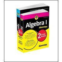 【预订】Algebra I Workbook for Dummies with Algebra I for Dummi