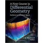 【预订】A First Course in Differential Geometry 9781108441025