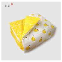 婴儿被子纯棉盖被儿童被子秋冬新生宝宝棉花被加厚手工棉被