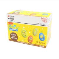 晨光修正带海绵宝宝系列QCT56704学生文具涂改带 透明带芯 改错带 一盒12个价钱