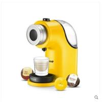 小黄人胶囊咖啡机咖啡豆浆奶茶办公饮品机KD08-K1Y