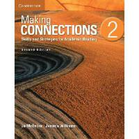 【预订】Making Connections Level 2 Student's Book: Skills and S