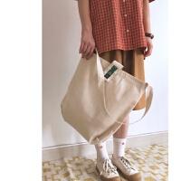 家居生活用品 帆布背包趣味�T�i刺�C�h保袋 �物袋 �煽� 其他 �Q款�G色�i