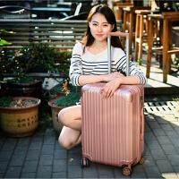 箱子行李箱拉杆箱女小清新24寸大学生韩版密码箱男26皮箱20登机箱