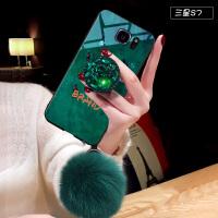 三星s7手机壳galaxy s7保护套女款祖母绿s7g9300直屏s7g9308个性创意潮牌三星盖乐