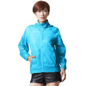 AIRTEX亚特户外夏季皮肤衣女士透气运动跑步风衣女
