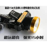 LED锂电充电头灯超轻超长时施工采耳迷你灯户外超亮家用 TX8800超远超亮