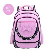 韩版儿童小学生书包1-2-3-4-5年级可爱公主女孩双肩背包6-12周岁8