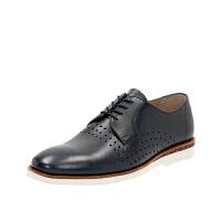 Clarks其乐男鞋真皮透气轻质商务休闲鞋Tulik Edge专柜正品