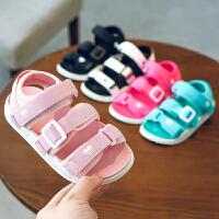 女童凉鞋夏季儿童鞋男童透气软底宝宝凉鞋休闲沙滩鞋