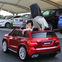 奔驰儿童电动车四轮带遥控越野玩具车可坐人双人座小孩汽车四驱动