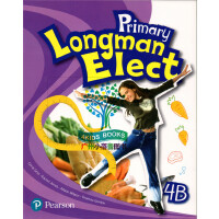 原版香港朗文小学英语教材 Primary Longman Elect 4B课本+七本配套练习册