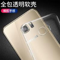 三星S6手机壳SM-G9200全包SMG9208透明G9209盖世S6软套GALAXY男女