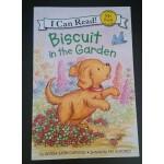 顺丰包邮 可app点读跟读 I Can Read My First小饼干Biscuit in the Garden经典