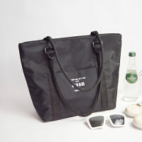 新款女包大包包韩版尼龙帆布包简约单肩包百搭手提包学生书包