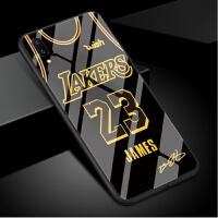 vivox23手机壳男詹姆斯xplay6球衣湖人23号x23幻彩版玻璃套球星新款xpaly6欧美nb 【vivo x2