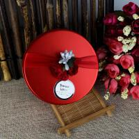中式结婚喜子创意马口铁婚庆用品婚礼八角罐中国风糖果礼盒铁