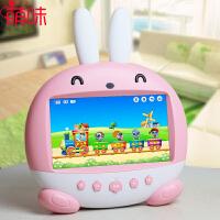萌味 点读机 儿童玩具娱乐婴儿视频故事宝宝学习机触屏早教机可充电下载0-3岁6周岁儿童益智玩具