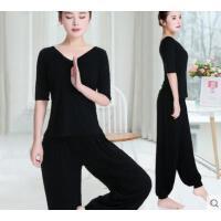 新款大码显瘦健身运动瑜伽服女套装跑步舞蹈服