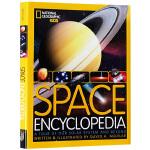 美国国家地理太空百科全书英文原版 National Geographic Kids Space Encyclopedi