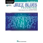 【预订】Jazz Blues Favorites: Clarinet 9781495053368
