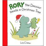 【预订】Rory the Dinosaur Needs a Christmas Tree
