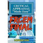 【预订】Frcem Final: Critical Appraisal Made Easy (Full Colour)
