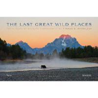 【预订】The Last Great Wild Places: Forty Years of Wildlife Phot