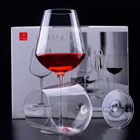 Bormioli Rocco 波米欧利.罗克 意纳多UNO高脚杯 红酒杯 5种容量 2只装