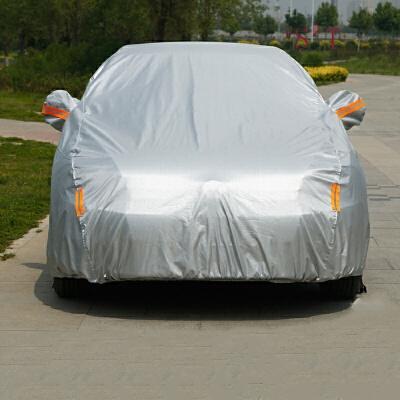 奔驰E级B级GLA级ML级汽车车衣车罩防晒隔热牛津布车衣加厚车套外罩  奔驰C级 C180L C200L C300L
