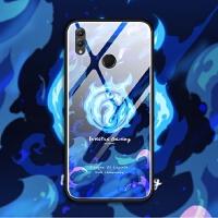 华为nova3i荣耀note10 8x max手机壳玻璃套软IG战队ig