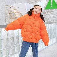 女童韩版棉衣2018新款儿童冬装洋气马甲小女孩外套宝宝棉袄潮