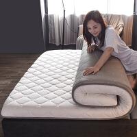 加厚床垫软垫双人家用垫子榻榻米褥子海绵垫被学生宿舍单人1.2m