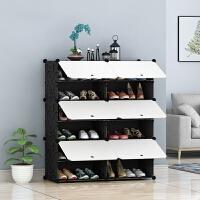 简易鞋架特价经济型家用家里人多功能小鞋柜省空间简约现代门厅式