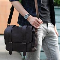 新款单肩包韩版男士旅行包休闲包斜挎包 电脑包学生书包男包包