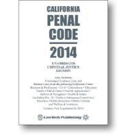 【预订】California Penal Code: Unabridged Criminal Justice Edit