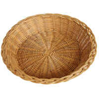 藤编面包篮客厅水果盘干果盘零食水果盆糖果篮果盘